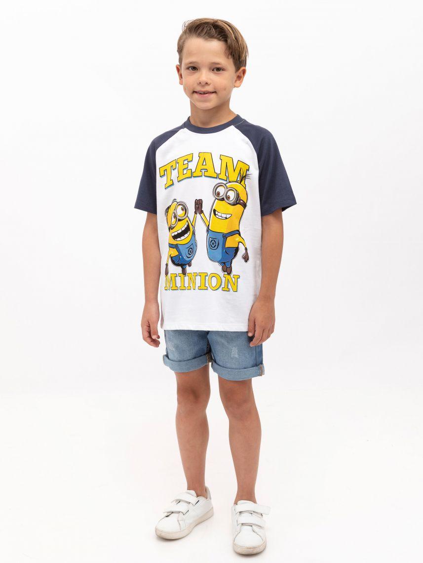 חולצת טי שירט   Minions