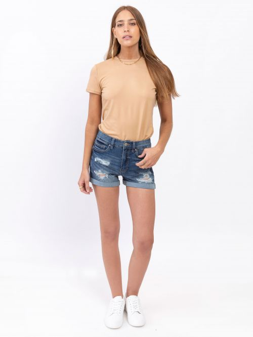 מכנסי ג'ינס קצרים | Miami