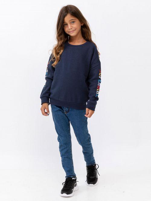 מכנסי ג'ינס ארוכים