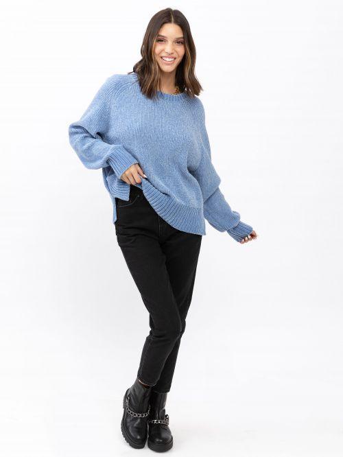 ג'ינס בגזרת MOM