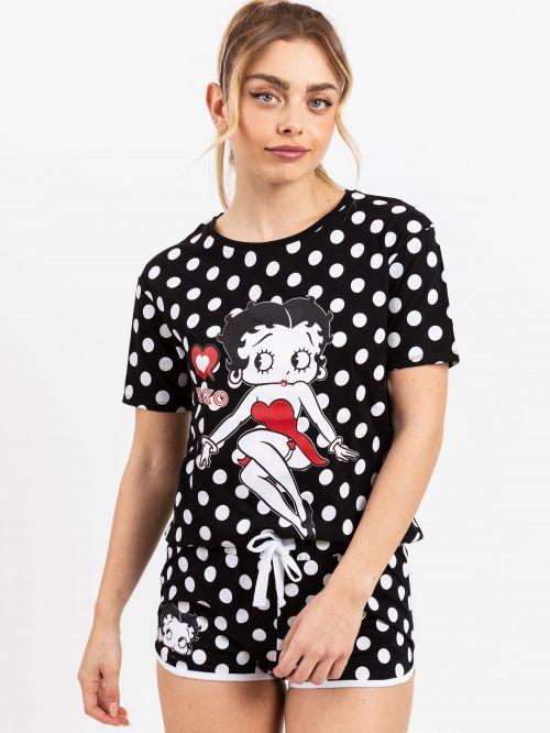 סט פיג'מה | Betty Boop