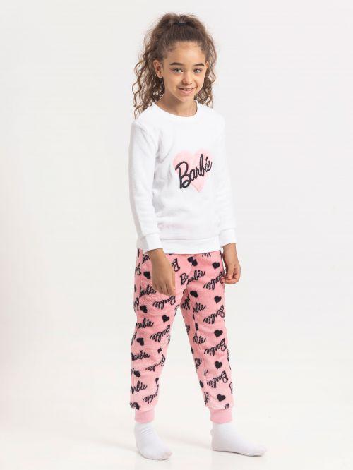 סט פיג'מה Barbie לילדים