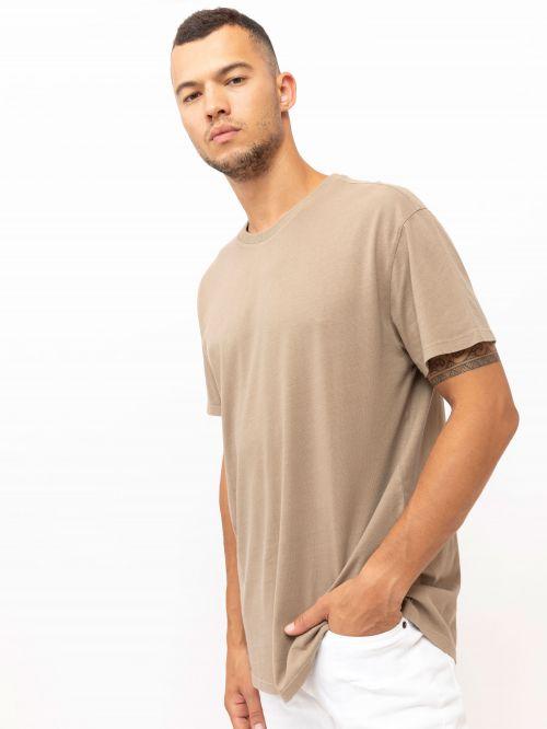 חולצה קצרה עם הדפס