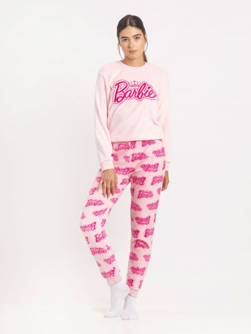 סט פיג'מה Barbie