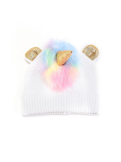 כובע גרב בדמות יוניקורן