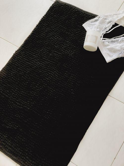 שטיח אמבטיה מיקרופייבר 50X80