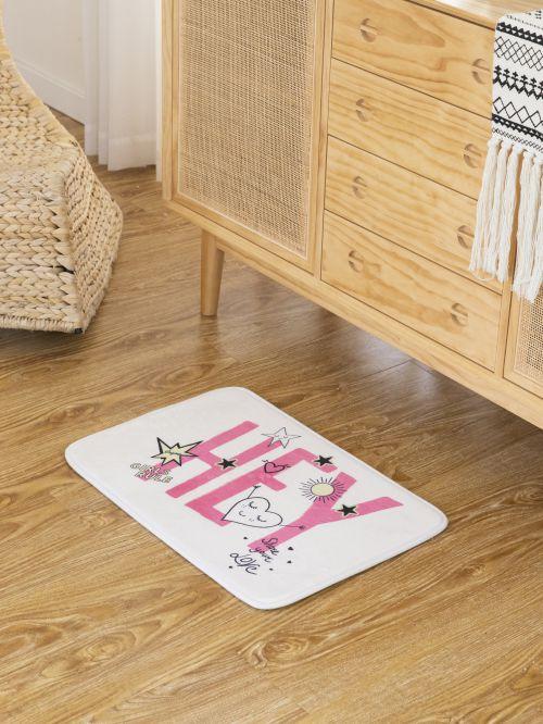 שטיח אמבטיה מדליק